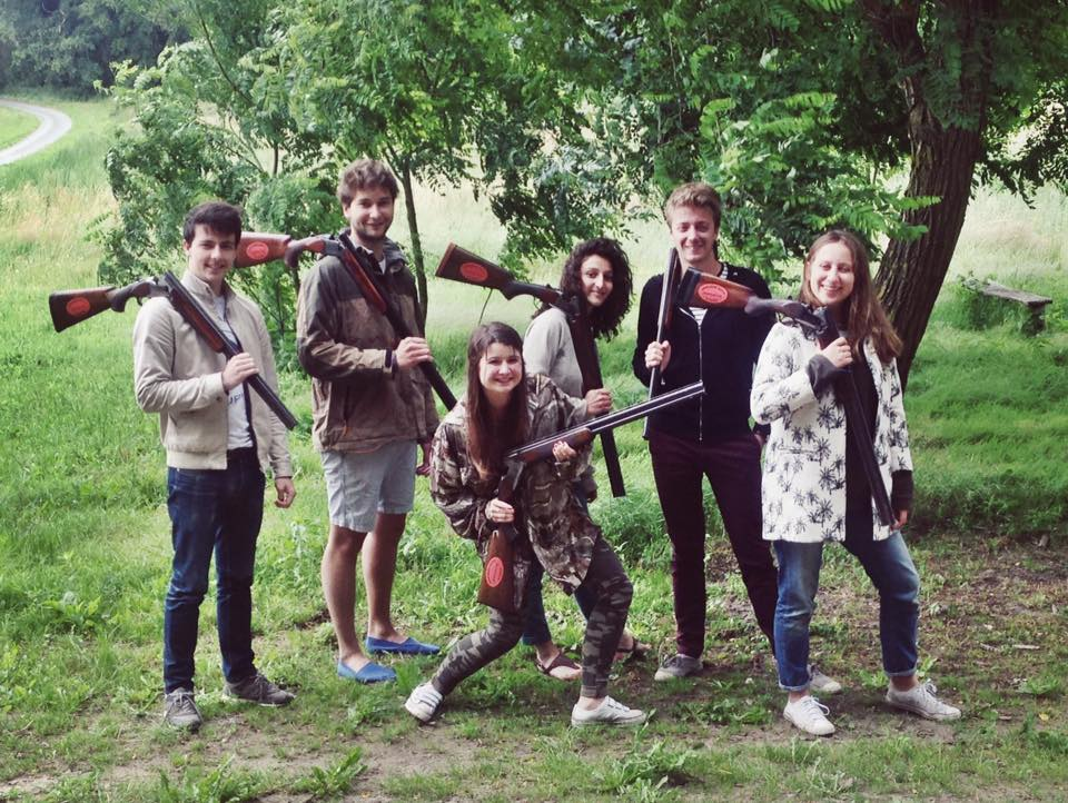 parc chasse proche angers
